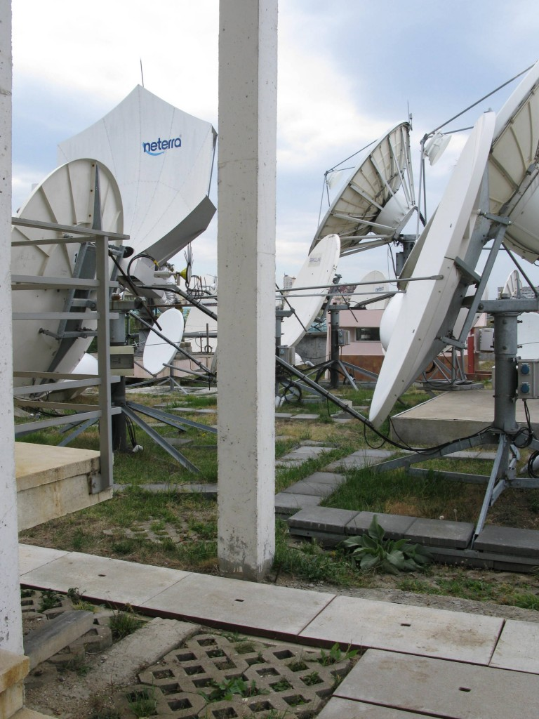 Спутниковые тарелки для интернета